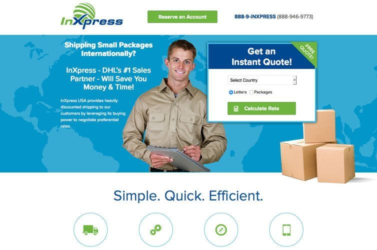 InXpress Global Shipping