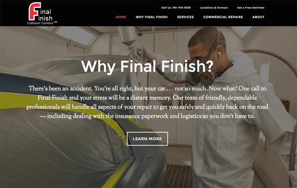 Final Finish Collision Center