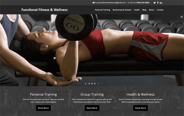 Functional Fitness & Wellness