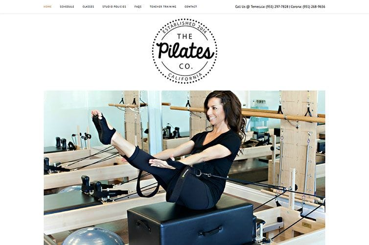 The Pilates Co.