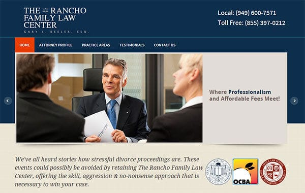 The Rancho Family Law Center